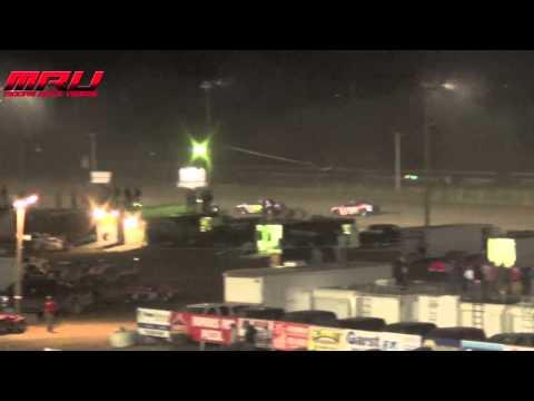 IMCA Stock Car A Main at Buena Vista Raceway on July 3rd