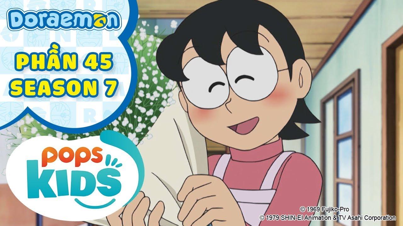 [S7] Tuyển Tập Hoạt Hình Doraemon – Phần 45 – Lời Cầu Hôn Của Ông Nobi, Doraemon Ăn Kiêng