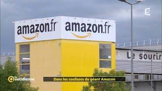 Dans les coulisses du géant Amazon - La Quotidienne
