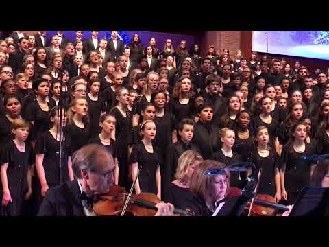 O Holy Night - Indianapolis Children's Choir