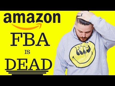 AMAZON FBA IS DEAD
