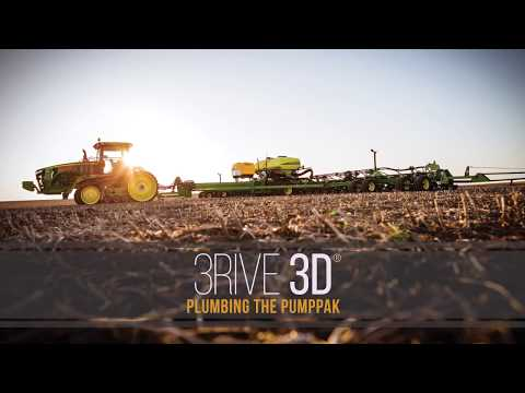3RIVE 3D® Installation: Plumbing the Pumppak