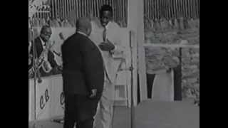 Count Basie + Jimmy Rushing 1962 NPT - I