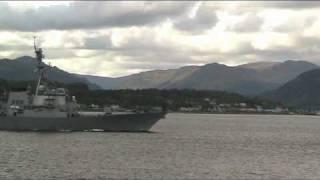 US Navy 51 Arleigh Burke