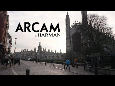 ARCAM Brand Video 2019