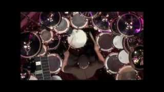 RUSH - INTRO + SPIRIT OF RADIO - TIME MACHINE TOUR 2011 HD