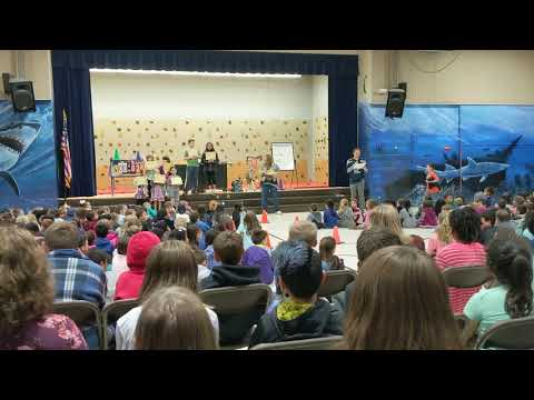Shoultes Elementary School Assembly