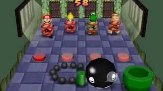 Mario Party 2 Mini-Game,Coaster(5/5)[TAP]