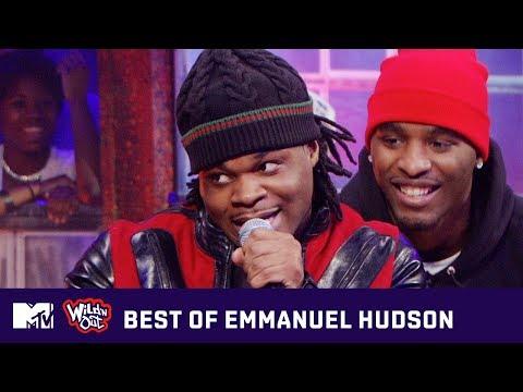 Emmanuel Hudson's TOP Hilarious Moments, Freestyle Battles & Best Jokes (Vol. 1) | Wild 'N Out | MTV