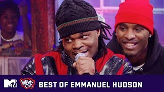 Emmanuel Hudson\'s TOP Hilarious Moments, Freestyle Battles & Best Jokes (Vol. 1) | Wild \'N Out | MTV