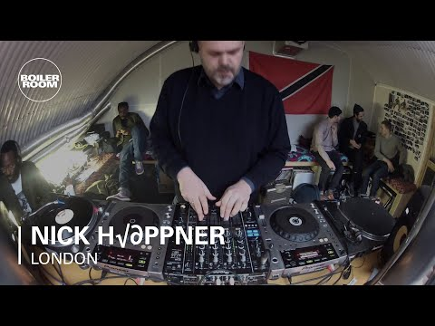 Nick Höppner Boiler Room DJ Set