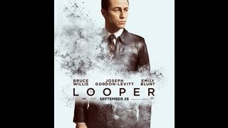 looper review / Discussion with SPOILERS / Rave with slashermoviereviews / Dillon !