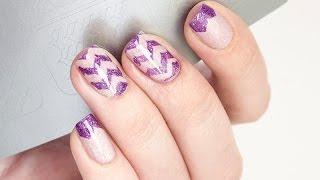 Как пользоваться трафаретом для ногтей Rocknailstar ? 3 идеи