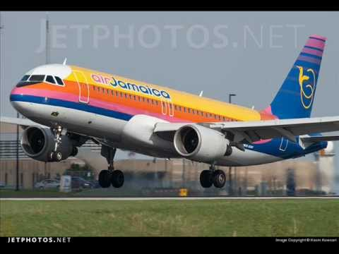 Bring Back Air Jamaica; And Or A New Jamaican Airline! - YouTube