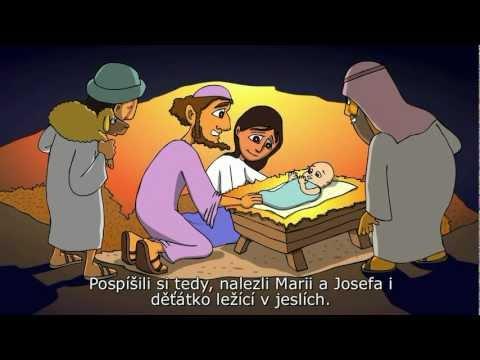 Vánoční příběh - Narození Ježíše 2/3 (české titulky)