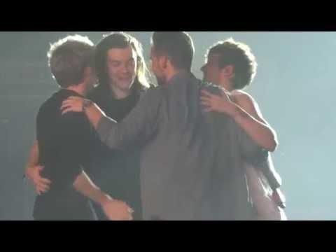 One Direction - Last Speech/Drag Me Down - Sheffield Arena 31.10.15