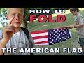 WILDsides: How to Fold the American Flag