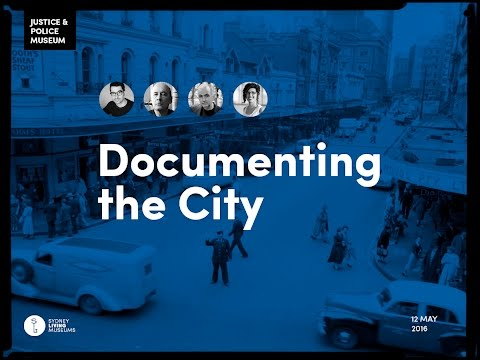 Documenting the City: Crime writing and Photography