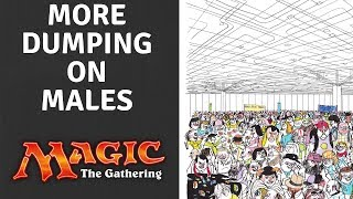 White Males Ruin Magic The Gathering (New Yorker Article)