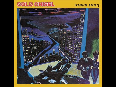 Saturday Night - Cold Chisel Lyrics Video