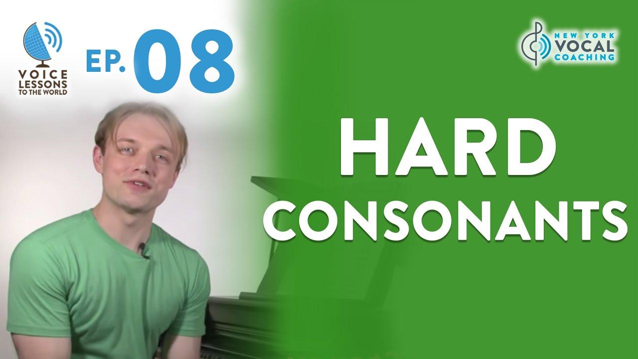 "Ep. 8 ""Hard Consonants"""