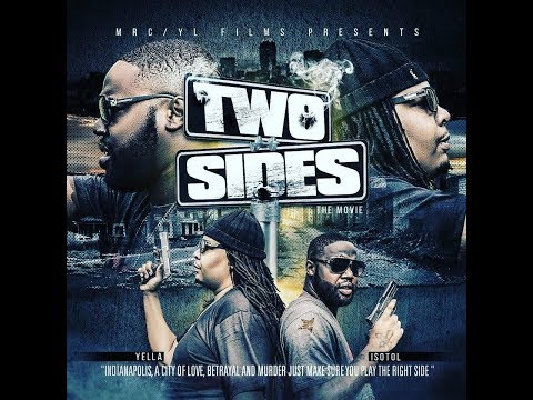 """(URBAN NAPTOWN CLASSIC) """"TWO SIDES"""" THE MOVIE (Directors/Writers Cut #MRC)"""