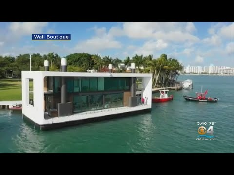 The Next Generation Of Luxury Floating Homes Is Here