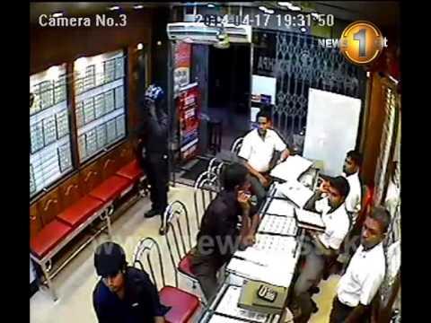 Download Negombo Robbery CCTV