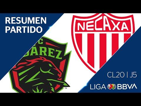 Juarez Necaxa Goals And Highlights