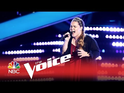 the voice us season9 blind auditions 2015 usa - Shelby Brown_ Stars