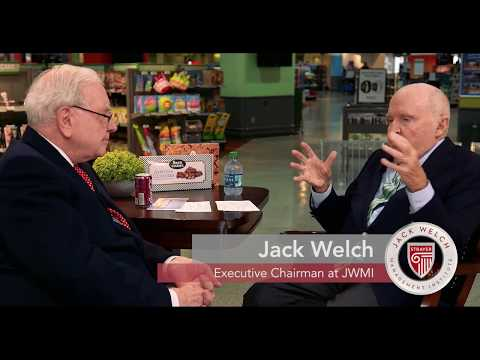 Jack Welch and Warren Buffett Sit Down to Discuss Crisis