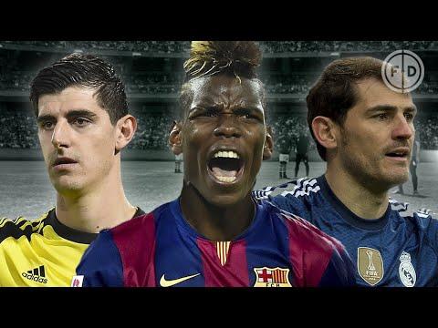 Transfer Talk   Paul Pogba to Barcelona?