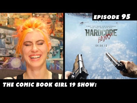 Hardcore Henry + 10 Cloverfield Lane Movie Review ► Episode 95: The CBG19 Show