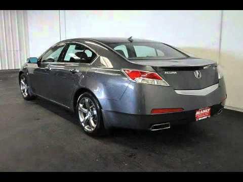2011 Acura Tl Grey Spokane Valley Wa Youtube