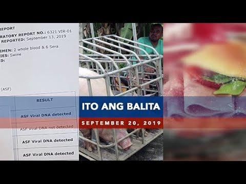 UNTV: Ito ang Balita (September 20, 2019)
