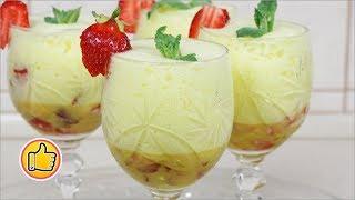 Сабайон - Итальянский Десерт за 15 Минут | Zabaglione - Italian Dessert for 15 Minutes