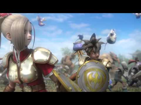 Dragon Quest Heroes | Trailer | PS4