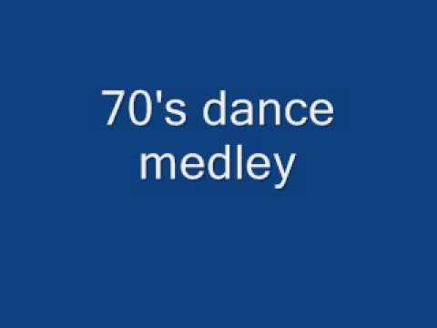 70s dance medley