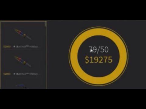 5 Очень Больших Ставок Рулетки в CS GO