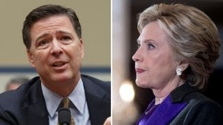 Is Comey or Hillary herself to blame for election loss?