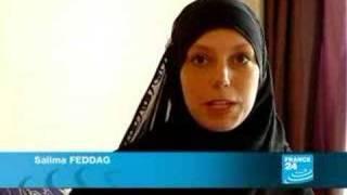 Portrait de deux musulmanes françaises