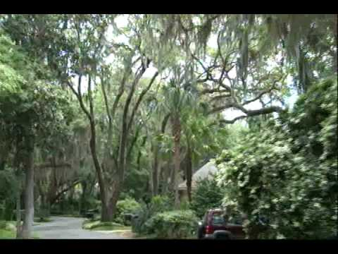 Take a tour of Amelia Island and Fernandina Beach, Florida
