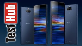 Sony Xperia 10 Plus z kinowym wyświetlaczem - Test - Recenzja - Prezentacja PL