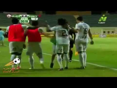 Zamalek Petrojet 2 0 Egyptian Premier League 27 6 2017