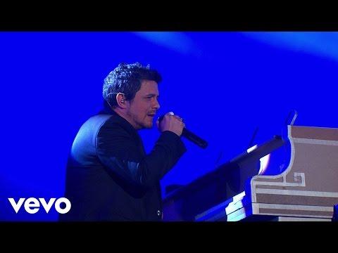 Alejandro Sanz - Lo Ves  / Mientes (En Vivo) ft. Mario Domm, Camila