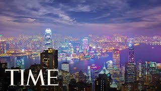 China Plans To Turn Hong Kong And Macau Into A Silicon Valley Rival | TIME