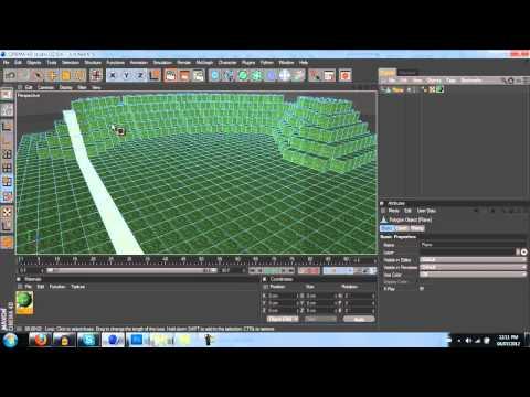 Minecraft Cinema 4D Tutorial EP.3