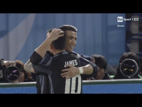 James Rodriguez vs Club America (CWC) HD (15/12/2016) by JamesR10™