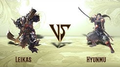 Leikas (Astaroth) VS Hyunmu (Mitsurugi) - Online Set (11.05.2020)