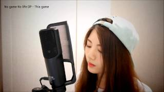 No game No life OP - This Game┃Cover by Raon Lee